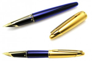Waterman Edson Blue