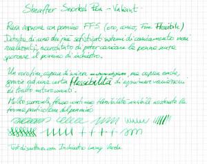 Test Snorkel Pen