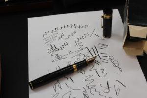 Test di scrittura